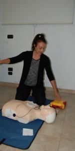 Cirò Marina, Formati 12 operatori di Primo Soccorso Blsd con l'utilizzo del defibrillatore (11)