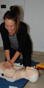 Cirò Marina, Formati 12 operatori di Primo Soccorso Blsd con l'utilizzo del defibrillatore (13)