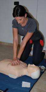 Cirò Marina, Formati 12 operatori di Primo Soccorso Blsd con l'utilizzo del defibrillatore (14)