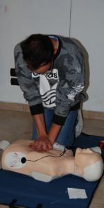 Cirò Marina, Formati 12 operatori di Primo Soccorso Blsd con l'utilizzo del defibrillatore (22)