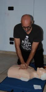 Cirò Marina, Formati 12 operatori di Primo Soccorso Blsd con l'utilizzo del defibrillatore (25)