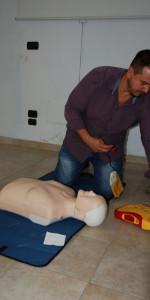 Cirò Marina, Formati 12 operatori di Primo Soccorso Blsd con l'utilizzo del defibrillatore (3)