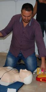 Cirò Marina, Formati 12 operatori di Primo Soccorso Blsd con l'utilizzo del defibrillatore (4)