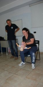 Cirò Marina, Formati 12 operatori di Primo Soccorso Blsd con l'utilizzo del defibrillatore (46)