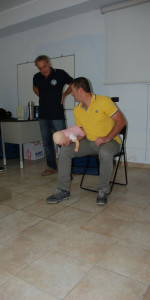Cirò Marina, Formati 12 operatori di Primo Soccorso Blsd con l'utilizzo del defibrillatore (57)