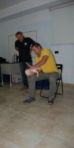 Cirò Marina, Formati 12 operatori di Primo Soccorso Blsd con l'utilizzo del defibrillatore (58)