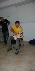 Cirò Marina, Formati 12 operatori di Primo Soccorso Blsd con l'utilizzo del defibrillatore (59)
