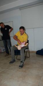Cirò Marina, Formati 12 operatori di Primo Soccorso Blsd con l'utilizzo del defibrillatore (60)