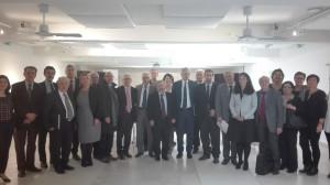 Conclusa la riunione annuale all'Ambasciata italiana a Berlino1