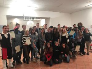 Concluso il progetto Erasmus realizzato dal comune di Carfizzi (1)