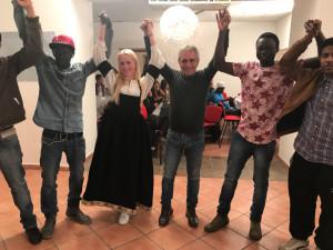 Concluso il progetto Erasmus realizzato dal comune di Carfizzi (2)