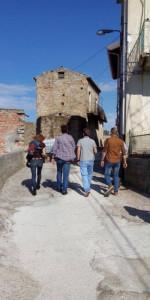 Esplorazione, analisi ed elaborazione territorio un laboratorio Arte Contemporanea a Roccabernarda (2)