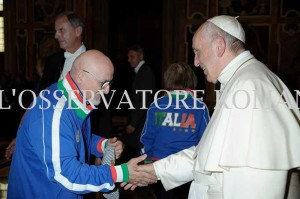 Il Team Soi di Cirò Marina porta il messaggio trasmesso dal Santo Padre, Papa Francesco (2)