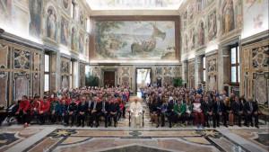Il Team Soi di Cirò Marina porta il messaggio trasmesso dal Santo Padre, Papa Francesco (5)