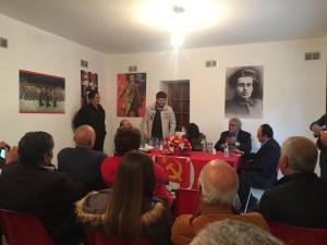 Inaugurazione della sezione del Partito Comunista Italiano a Castelsilano (1)