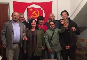 Inaugurazione della sezione del Partito Comunista Italiano a Castelsilano (2)
