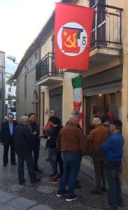 Inaugurazione della sezione del Partito Comunista Italiano a Castelsilano (4)