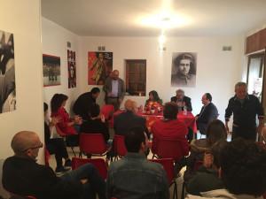 Inaugurazione della sezione del Partito Comunista Italiano a Castelsilano (5)