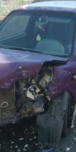 Incidente stradale sulla vecchia SS106, soccorsi dai Vigili del Fuoco (3)