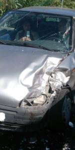 Incidente stradale sulla vecchia SS106, soccorsi dai Vigili del Fuoco (4)
