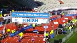 Maratona di Amsterdam Tempo da record calabrese per Spingola