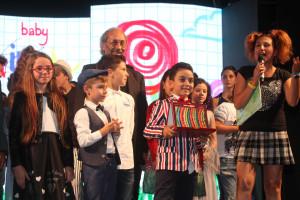 Musica il calabrese Vincenzo Pirillo vince la finale baby del Cantagiro