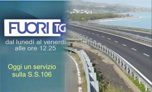Nuova SS106 Sibari–Roseto Oggi su Tg3 Fuori Tg in tutta italia