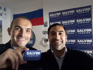 Politica Anche a Cutro arriva Noi con Salvini
