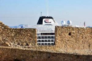 Positiva la visita della Nave da Crociera Viking Sun a Crotone