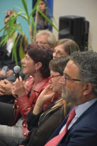 Quando la scuola incontra le istituzioni Giornata sulla Legalita' al Borrelli di Santa Severina (2)