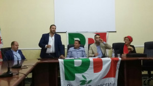 Salvatore Codispoti è il nuovo Segretario del Circolo PD di Strongoli