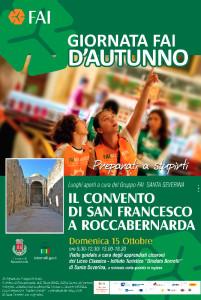 Tornano le Giornate FAI promosse dal Fondo Ambiente italiano, in Calabria 5 suggestivi itinerari (1)
