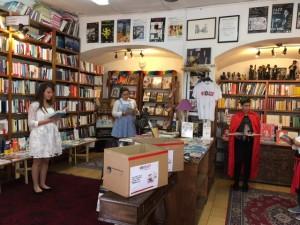 #ioleggoperché, a Crotone guerrilla reading con sei personaggi in cerca d'autore (2)