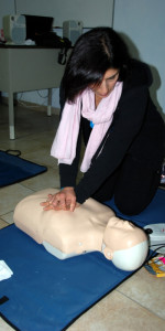 10 nuovi operatori di Primo Soccorso Blsd con l'utilizzo del defibrillatore formati a Cirò Marina (10)