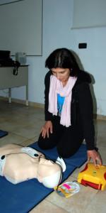 10 nuovi operatori di Primo Soccorso Blsd con l'utilizzo del defibrillatore formati a Cirò Marina (11)