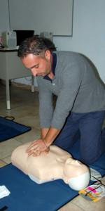 10 nuovi operatori di Primo Soccorso Blsd con l'utilizzo del defibrillatore formati a Cirò Marina (12)