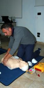 10 nuovi operatori di Primo Soccorso Blsd con l'utilizzo del defibrillatore formati a Cirò Marina (13)