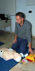10 nuovi operatori di Primo Soccorso Blsd con l'utilizzo del defibrillatore formati a Cirò Marina (14)