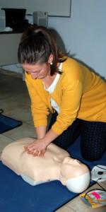 10 nuovi operatori di Primo Soccorso Blsd con l'utilizzo del defibrillatore formati a Cirò Marina (15)