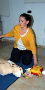 10 nuovi operatori di Primo Soccorso Blsd con l'utilizzo del defibrillatore formati a Cirò Marina (16)