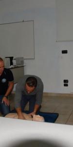 10 nuovi operatori di Primo Soccorso Blsd con l'utilizzo del defibrillatore formati a Cirò Marina (2)