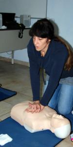 10 nuovi operatori di Primo Soccorso Blsd con l'utilizzo del defibrillatore formati a Cirò Marina (22)