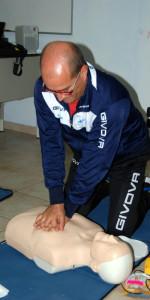 10 nuovi operatori di Primo Soccorso Blsd con l'utilizzo del defibrillatore formati a Cirò Marina (24)