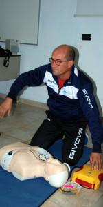 10 nuovi operatori di Primo Soccorso Blsd con l'utilizzo del defibrillatore formati a Cirò Marina (25)