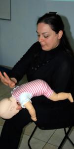 10 nuovi operatori di Primo Soccorso Blsd con l'utilizzo del defibrillatore formati a Cirò Marina (28)