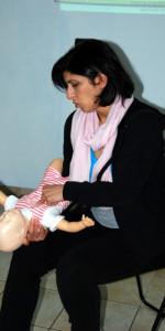 10 nuovi operatori di Primo Soccorso Blsd con l'utilizzo del defibrillatore formati a Cirò Marina (36)