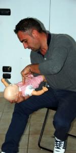10 nuovi operatori di Primo Soccorso Blsd con l'utilizzo del defibrillatore formati a Cirò Marina (39)