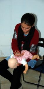 10 nuovi operatori di Primo Soccorso Blsd con l'utilizzo del defibrillatore formati a Cirò Marina (45)