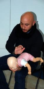 10 nuovi operatori di Primo Soccorso Blsd con l'utilizzo del defibrillatore formati a Cirò Marina (48)