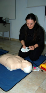 10 nuovi operatori di Primo Soccorso Blsd con l'utilizzo del defibrillatore formati a Cirò Marina (5)